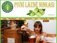 Pivní lázně NINKASI