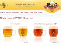 Minipivovar Chotoviny