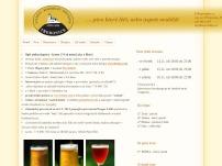 Staňkův rukodělný pivovárek