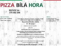 Pizza Bílá Hora