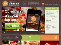Pizza burger JADRAN
