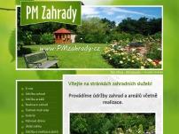 PM Zahrady