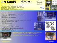 Jiří Kalaš –  Ho-car