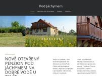 Penzion Pod Jáchymem