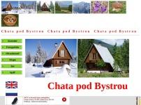 Chata pod Bystrou