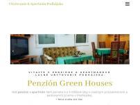 Ubytovanie Podhájska - Green Houses