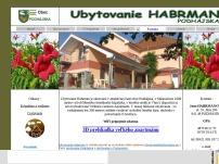 Ubytovanie Habrman