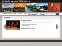 Umělecká agentura THOMAS, s.r.o.