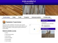 Dřevěné podlahy a terasy – Tomáš Aulický