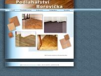 Podlahářství Borovička
