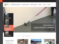Podlahové systémy – Červinka & Syrový
