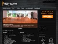 Podlahy Hozman