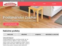 Podlahářství Zouhar – prodej a montáž podlahových krytin