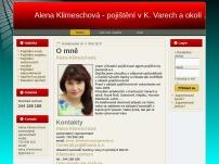 Alena Klimeschová