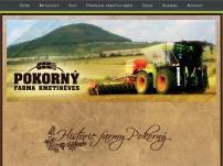 Pokorný Farma Kmetiněves