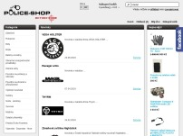 Police Shop - Roman Plichta