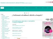 Sdružení zdravotnických zařízení II Brno, příspěvková organizace
