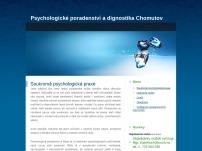 Psychologické poradenství a diagnostika Chomutov - PhDr. Kamila Mejstříková a Mgr. Karolina Homolová