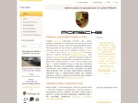 Porsche půjčovna