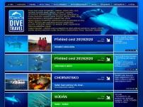 POTÁPĚČI s.r.o. - kurzy potápění a potápěčské potřeby