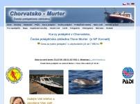 Škola potápění v Chorvatsku