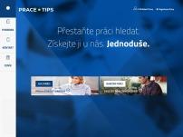 PRACE.TIPS, JOBCVEYE.COM - nabídky práce z celé ČR