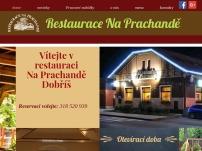 Restaurace Na Prachandě