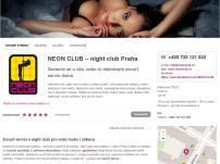 NEON CLUB – Night club v centru Prahy