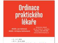 MUDr. Jan Kořenek, MUDr. Kristýna Kořenková - Ordinace PL Kobylisy