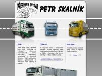 Přeprava zvířat Petr Skalník