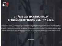 PŘESNÉ ODLITKY s.r.o.