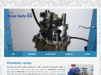 Gear Auto KG s.r.o. - opravy převodovek