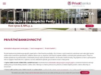 Privatbanka, a.s.