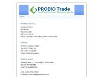 PROBIO Trade s.r.o.