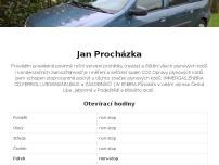 Jan Procházka plynoservis