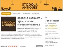 STODOLA ANTIQUES – Prodej starožitného nábytku Praha