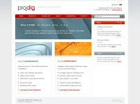 Prodig, s.r.o. - softvérové technológie