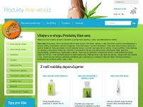 Produkty Aloe vera
