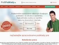 Profipodklady.sk