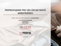 PROFOL, s.r.o – autofólie