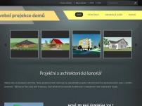 Stavební projekce domů – Ing. David Křenek
