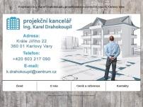 Projektová kancelář – Ing. Karel Drahokoupil