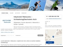 Ubytování Rakousko – levné ubytování v rakouských Alpách
