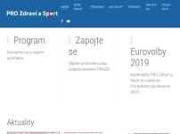 PRO Sport a Zdraví