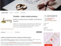 Farbilia – výroba prstenů na zakázku