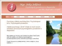 Psycholog Brno - Jitka Jeklová