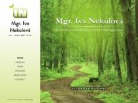 Psychologická poradna - Mgr. Iva Nekulová