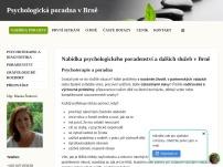 Mgr. Blanka Šimková - psychologická poradna