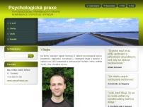 Psychologická praxe – Mgr. Daniel Žahour