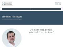 Břetislav Passinger - psychologické poradenství a psychoterapie